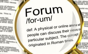 Online Gambling Forums